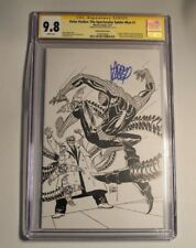 Peter Parker: The Spectacular Spider-man #1 CGC SS 9.8 Signed by Adam Kubert