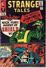 Strange Tales #135 (1951) - 3.5 VG- *1st App. SHIELD, Agent Fury*