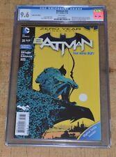 Batman 31 new 52 CGC graded DC