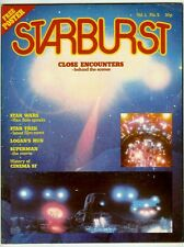 Starburst 3 (1978) Harrison Ford interview, Superman, Star Trek, Logan's Run