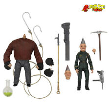 """NECA Puppet Master Pinhead and Tunneler Ultimate 4"""" Action Figure 2-Pack"""