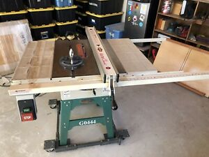"""Table Saw - 10"""" Grizzly"""