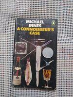 Penguin Book Vintage PaperBack A Connoisseur's Case By Michael Innes