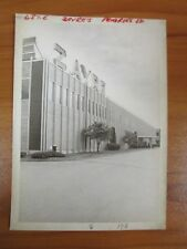 Vintage Glossy Press Photo Natick MA Zayre Building Side Exterior Parking 1980s