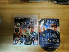 Ben 10 Ultimate Alien Cosmic Destruction PS3 EUC (tested and works)
