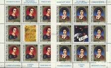 Europa cept 1996 mujeres-croacia serbio krajina 59-60 Klein arco **