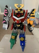 Power Rangers Samurai Megazord DX Deluxe Bandai Action Figure 2011