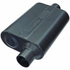 """Flowmaster 942446 Super 44 Series Muffler, 2.25"""" Offset Inlet / 2.25"""" Center Out"""
