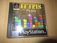 Tetris Plus Sony PlayStation 1 PS1 BUEN COLECCIONISTAS Versión Pal