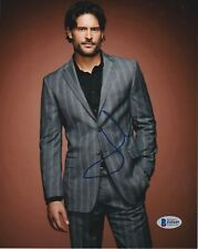 JOE MANGANIELLO SIGNED 8X10 PHOTO TRUE BLOOD BECKETT BAS AUTOGRAPH AUTO COA B