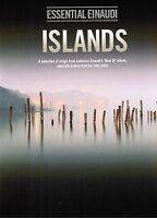Klavier Noten : EINAUDI Islands (Essential Einaudi) leichte Mittelstufe