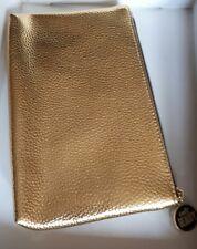 Cult Beauty Gold Make-up Bag Ltd Ed BN