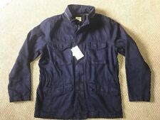 NWT $128 Gap 1969 Indigo Blue Denim Jacket Coat - Size XL