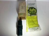 Vintage 1957 Krafty Fish Caller Fishing Lure Aid BirchKraft Inc in Original Bag
