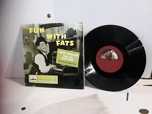 Fats waller Fun With Fats 10 Inch record Can Do International
