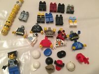 Lego minifigure bundle 10 figures mix & match + bags great for parties
