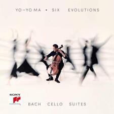 Yo-yo MA - Six Evolutions Bach Cello Suites 2cd 2018