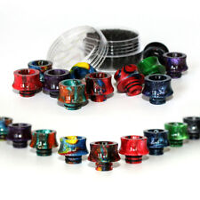 Wide Bore Mundstücke For TFV8 Baby Beast Uwell Crown 3 Drip Tip Resin Epoxy Cap
