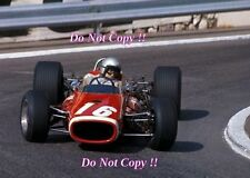 Bruce McLaren McLaren M4B Grand Prix de Mónaco 1967 fotografía