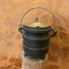 Vintage Fire Starter Pot