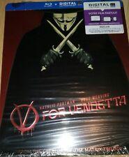 [Blu-ray] Film V pour Vendetta SteelBook - TRÈS BON ÉTAT