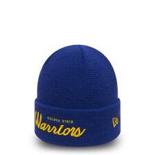 69cdf3a2153 Golden State Warriors NBA New Era Waffle Cuff Knit - New w Tags - Quality
