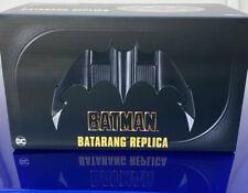 🔥NEW🔥 NECA BATMAN 1989 BATARANG REPLICA MOVIE PROP EXCLUSIVE SEALED IN HAND