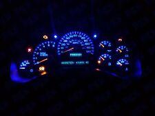 DIY BLUE LED Upgrade Kit - Silverado Suburban Sierra Escalade H2 Tahoe Yukon GM
