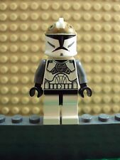 Lego Minifig Star Wars ~ Clone Gunner Trooper / From Sets 8014 8039 Soldier