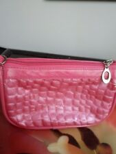 Bright Pink Make up bag