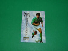 C DEGUERVILLE FOOTBALL CARD PREMIUM 1994-1995 AS SAINT-ETIENNE ASSE VERTS PANINI