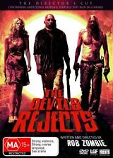 THE DEVILS REJECTS DVD, NEW & SEALED, REGION 4, FREE POST