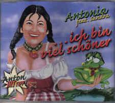Antonia-Ich bin viel Schoner cd maxi single