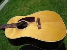1995 Gibson J-45 Banner Reissue Acoustic Electric with Original Brown Case