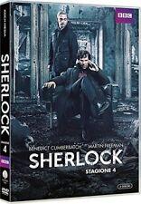 SHERLOCK - STAGIONE 4 (2 DVD) SERIE TV CULT