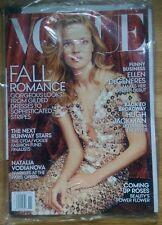 VOGUE Magazine November 2014 Natalia Vodianova