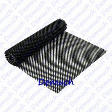 New Black Non Slip Mat 120x30cm Roll Multi Purpose Anti Slip Grip Mat Gripper ✔