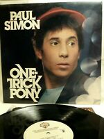 Paul Simon, One Trick Pony, Movie Soundtrack, LP. 1980 Original Vinyl Album