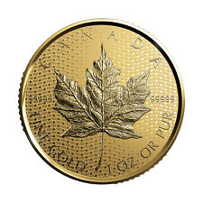 "Kanada 2017 - 200$ 150 Iconic Maple Leaf ""2"" - 1 oz 1 Unze Goldmünze Proof NEW!"