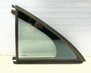 2007 - 2013 MERCEDES S CLASS W221 - REAR LEFT DRIVER SIDE DOOR QUARTER GLASS OEM