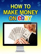 How-To-Make-Money-On- Ebay-Ebook-With-Full-Mast er-Resell-Rights+Bonus-Ebo ok