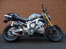 YAMAHA FZ6 600 SUPERCHARGED HIGHLY CUSTOMISED TERMINATOR BIKE £25K SPENT