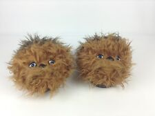 Star Wars Chewbacca Slippers Adult Large 10.5 Last Jedi   Novelty Collector