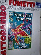 Fantastici Quattro N.126 imbustato - Marvel comics Qs. Edicola