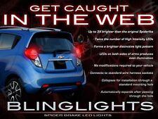 Chevrolet Spark Custom 3D LED Tail Lamp Replacement Upgrade Light Bulbs Pair Set