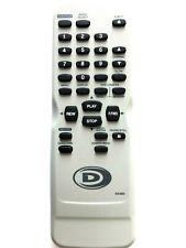 DURABRAND VCR REMOTE CONTROL NA989