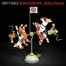 GOV'T MULE REVOLUTION COME REVOLUTION GO 2 CD DIGIPAK NEW