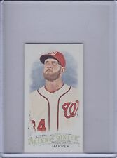 BRYCE HARPER 2016 Topps Allen and Ginter Mini SP #373 (Extended)   (B8983)