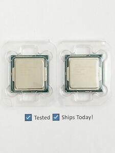 Ships Today☑️ Lot of 2 Intel Core i5-4590 Quad Core 3.3GHz Processor SR1QJ CPU