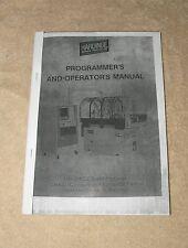 Hardinge CHNC  Lathe Operating & Programming Manual